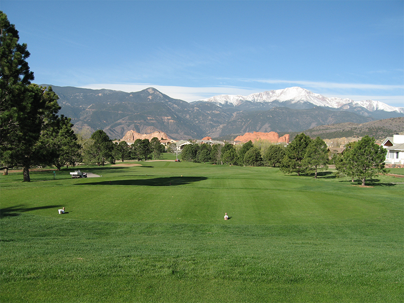 Irrigation Technologies - Garden of the Gods Kissing Camels